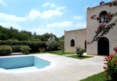 Villa en pierres avec piscine a 13 km d'Essaouira