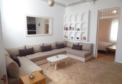 Belle appartement dans Medina vendu meublée