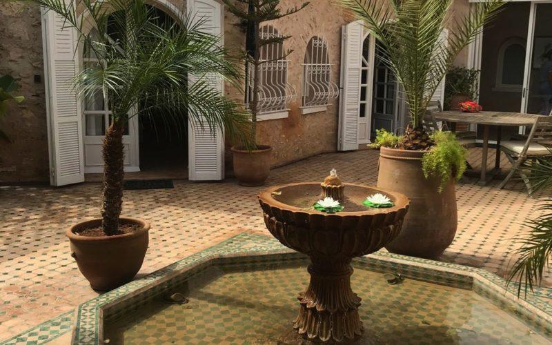 Magnifique Villa en location au coeur d'une forêt d'arganiers