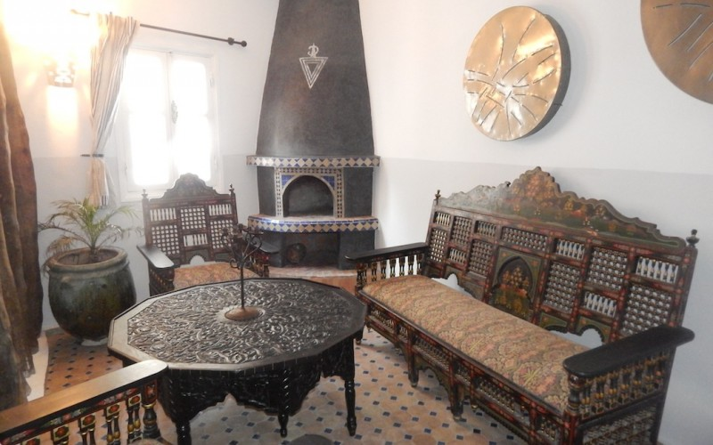 Appartement Médina avec terrasse privée en location saisonière à Essaouira