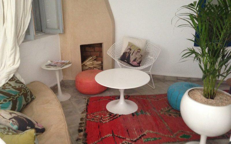 Maison au centre de la Medina d'Essaouira