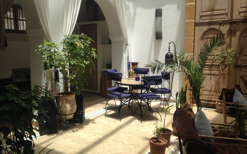 Location Riad consulat du Brésil-location saisonière