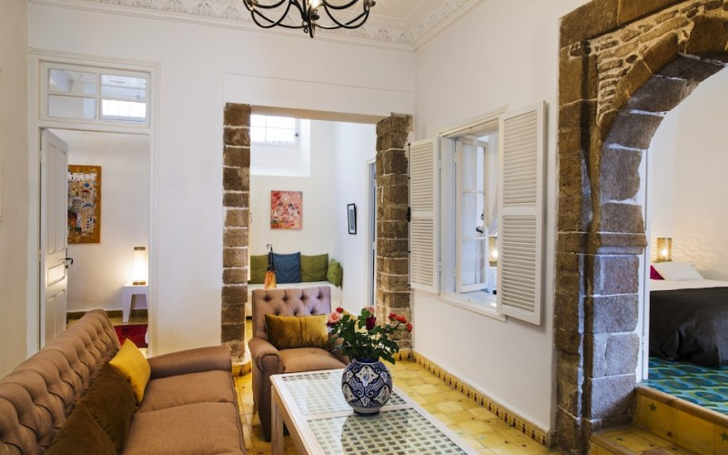 Belle Appartement dans la Medina
