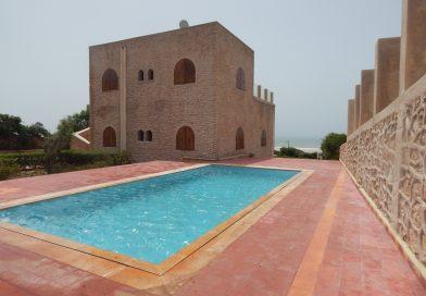Villa en vente sur la route côtière de Safi