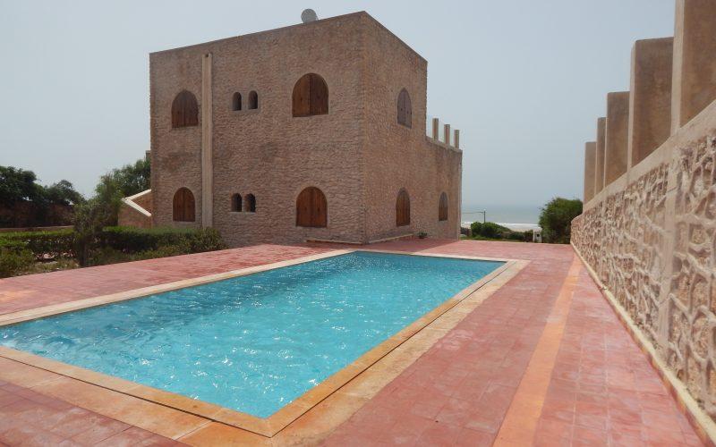 Villa en vente sur la route cotiere de Safi