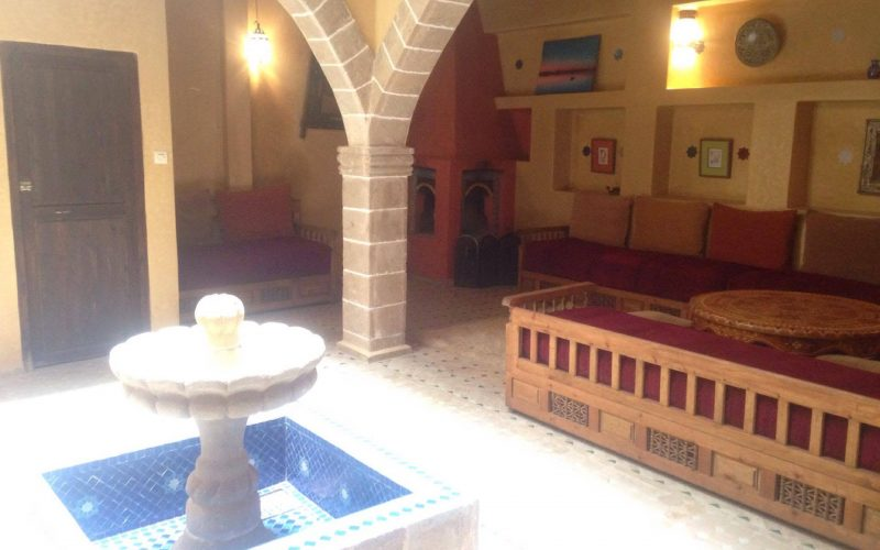 Authentique Riad a ventre a Essaouira
