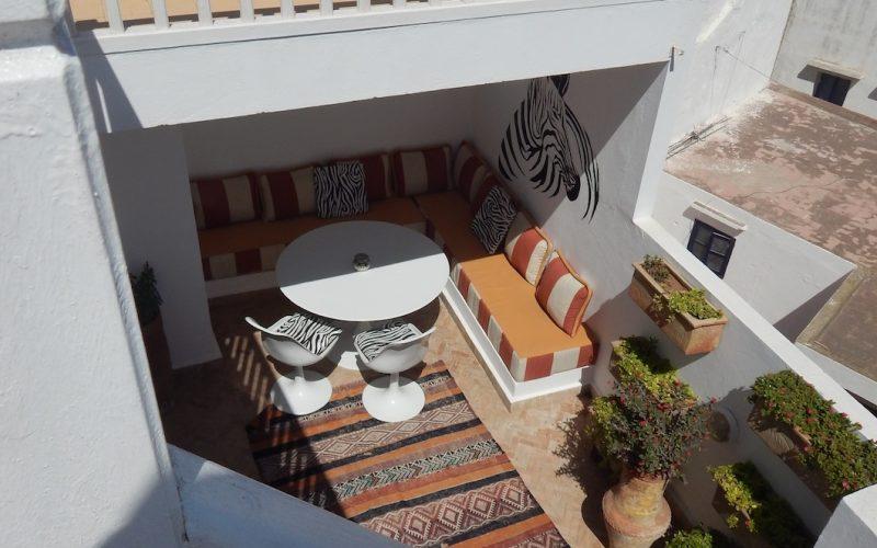 Belle petite maison en vente dans la medina