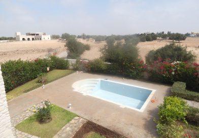 Villa a la campagne avec piscine et un beau jardin