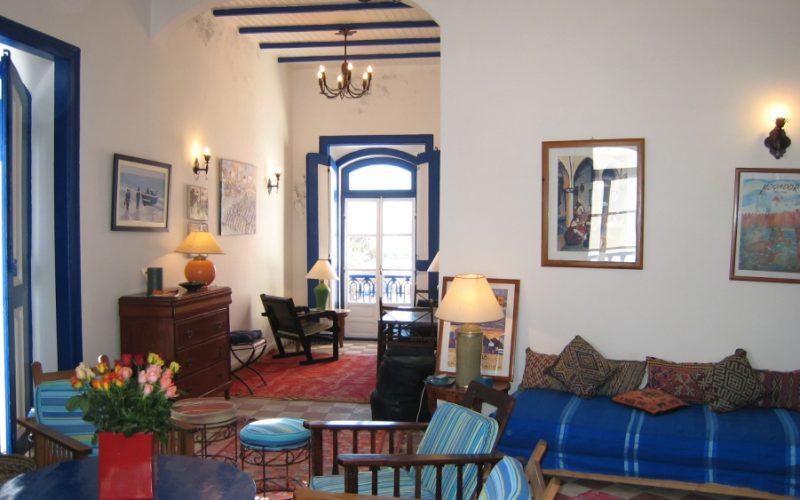 Appartement en vente a Essaouira situé dans la Kasbah