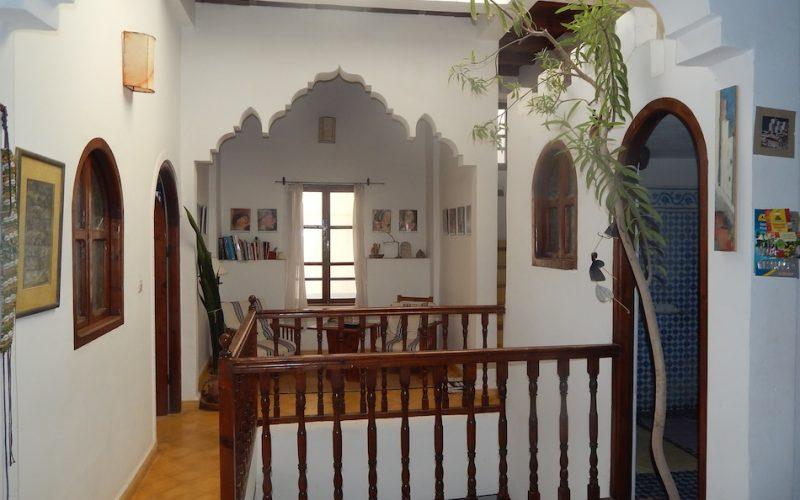 Riad avec cinq chambres au coeur de la medina