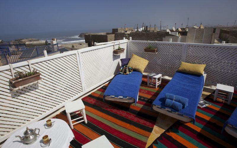 Maison d'hôtes en vente a Essaouira avec vue mer