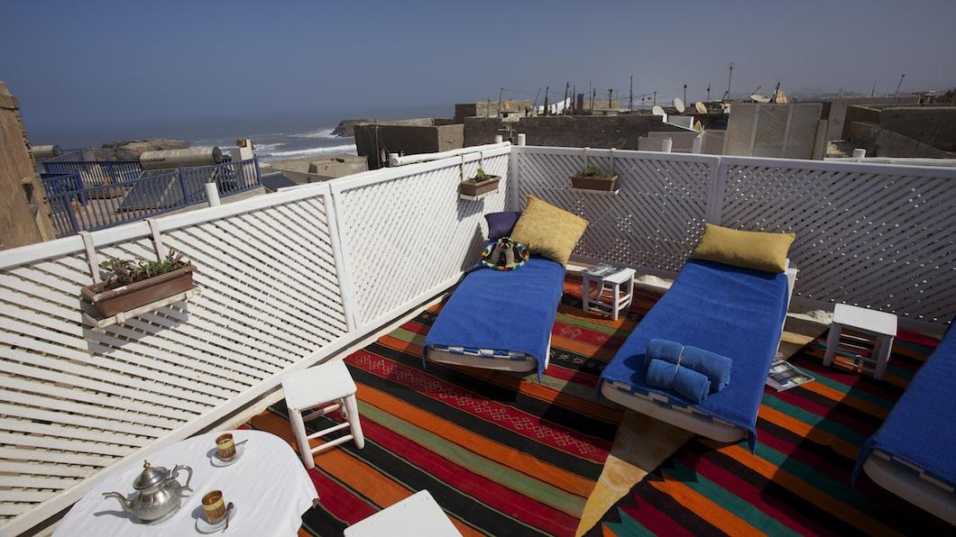 Maison d 39 h tes en vente a essaouira avec vue mer karimo for Essaouira chambre d hote