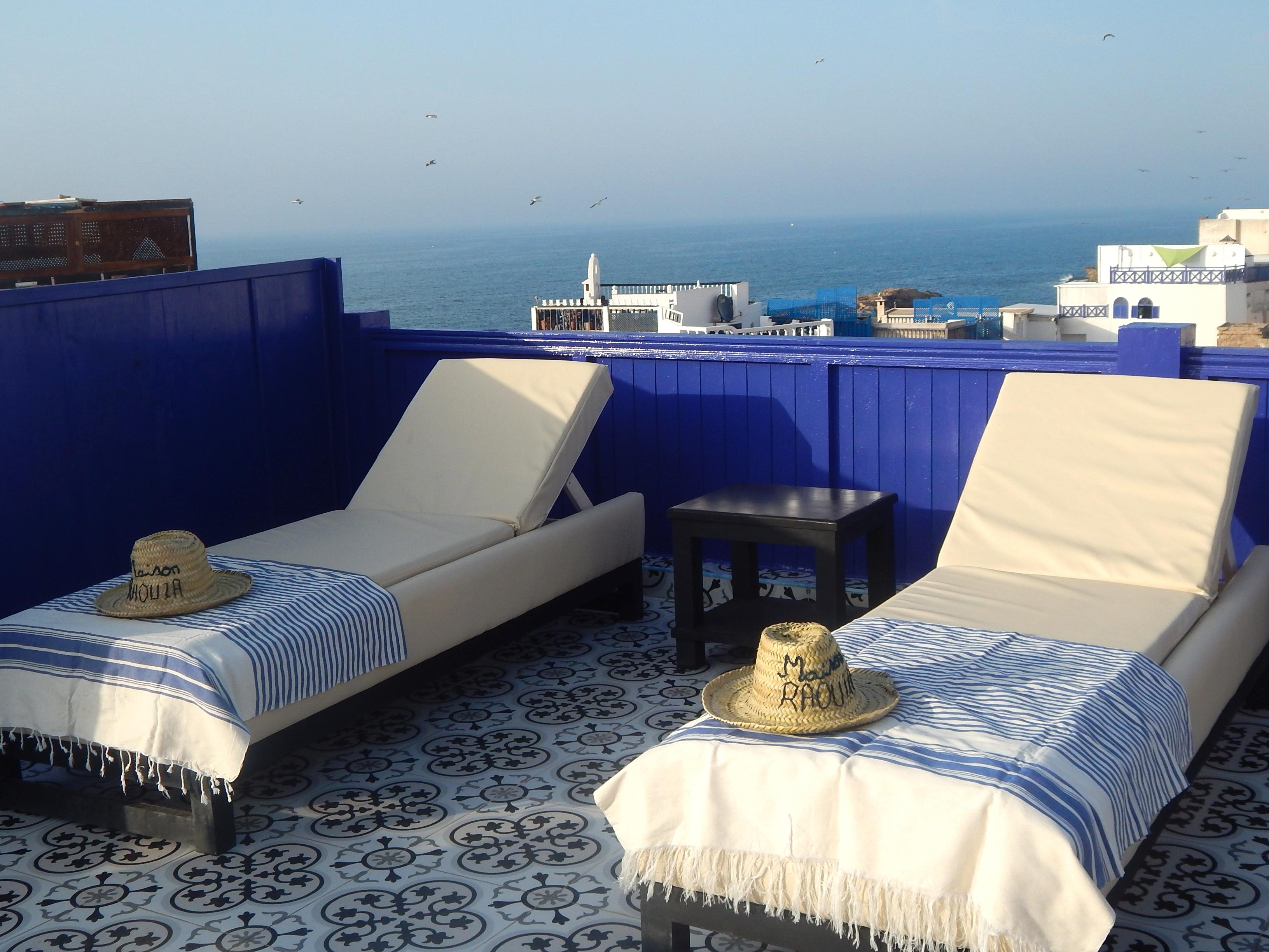 Appartement en location avec deux chambres et terrasse vue mer for Terrasses en vue location