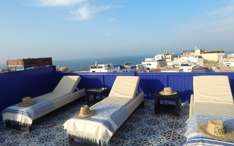 Appartement en location avec terrasse vue mer