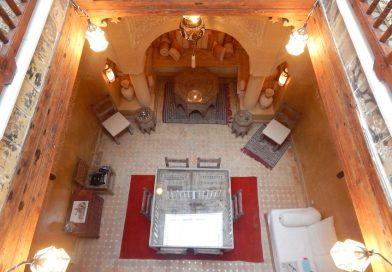 Charmant Riad dans la medina vendu meublé