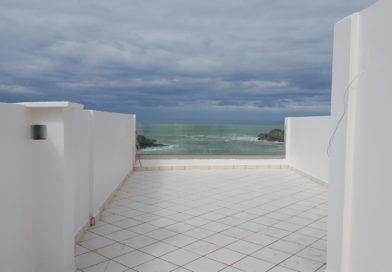 Maison de style moderne a vendre avec vue mer