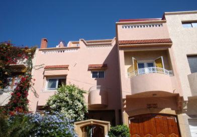 Une belle Villa en vente dans un quartier résidentiel propre et tranquille