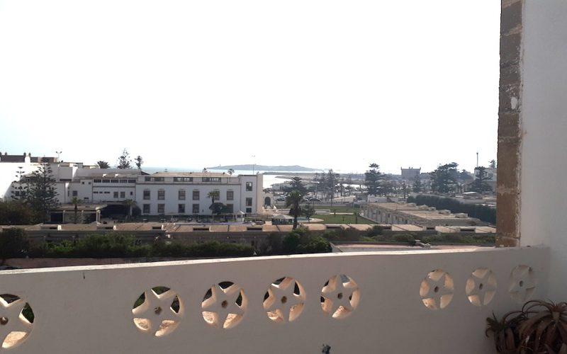Riad authentique dans la medina avec vue sur mer