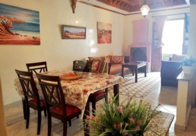 Belle Appartement dans la nouvelle ville avec deux chambres