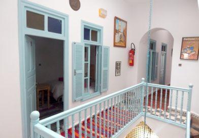 Maison d'hôte avec neuf chambres dans la médina