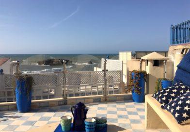 Charmante maisons vue mer en vente dans la medina