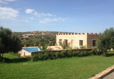 Villa haut standing a la campagne avec piscine
