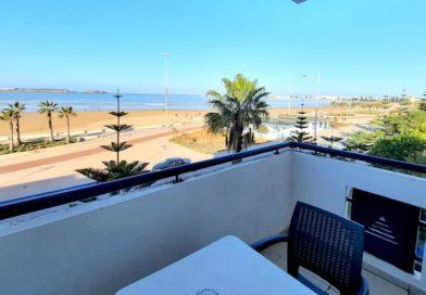 Appartement avec vue exceptionnel sur mer