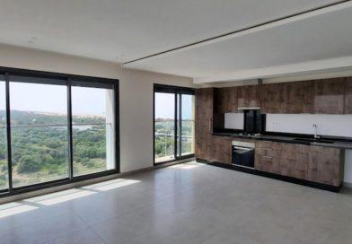 Appartement haut standing avec vue sur mer