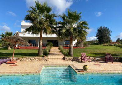 Villa californienne en vente a la campagne