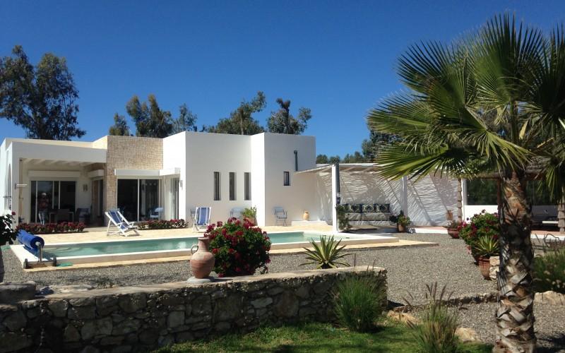 Villa for Location villa avec piscine agadir
